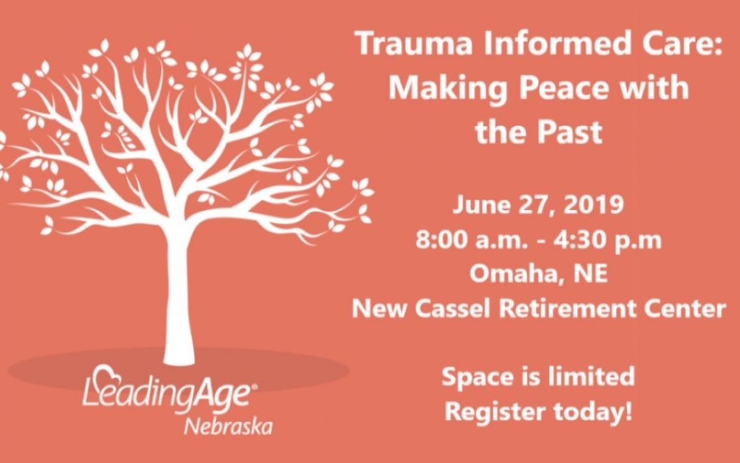 Trauma-Informed Care Training comes to Omaha this June